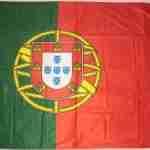 Bandiera Portogallo Aperta