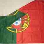 Bandiera Portogallo Piegata