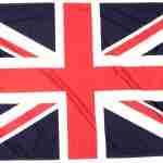 Bandiera UK Aperta