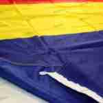 Bandiera Romania 3