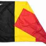 Bandiera Belgio 2