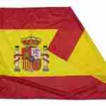 Bandiera Spagna 2